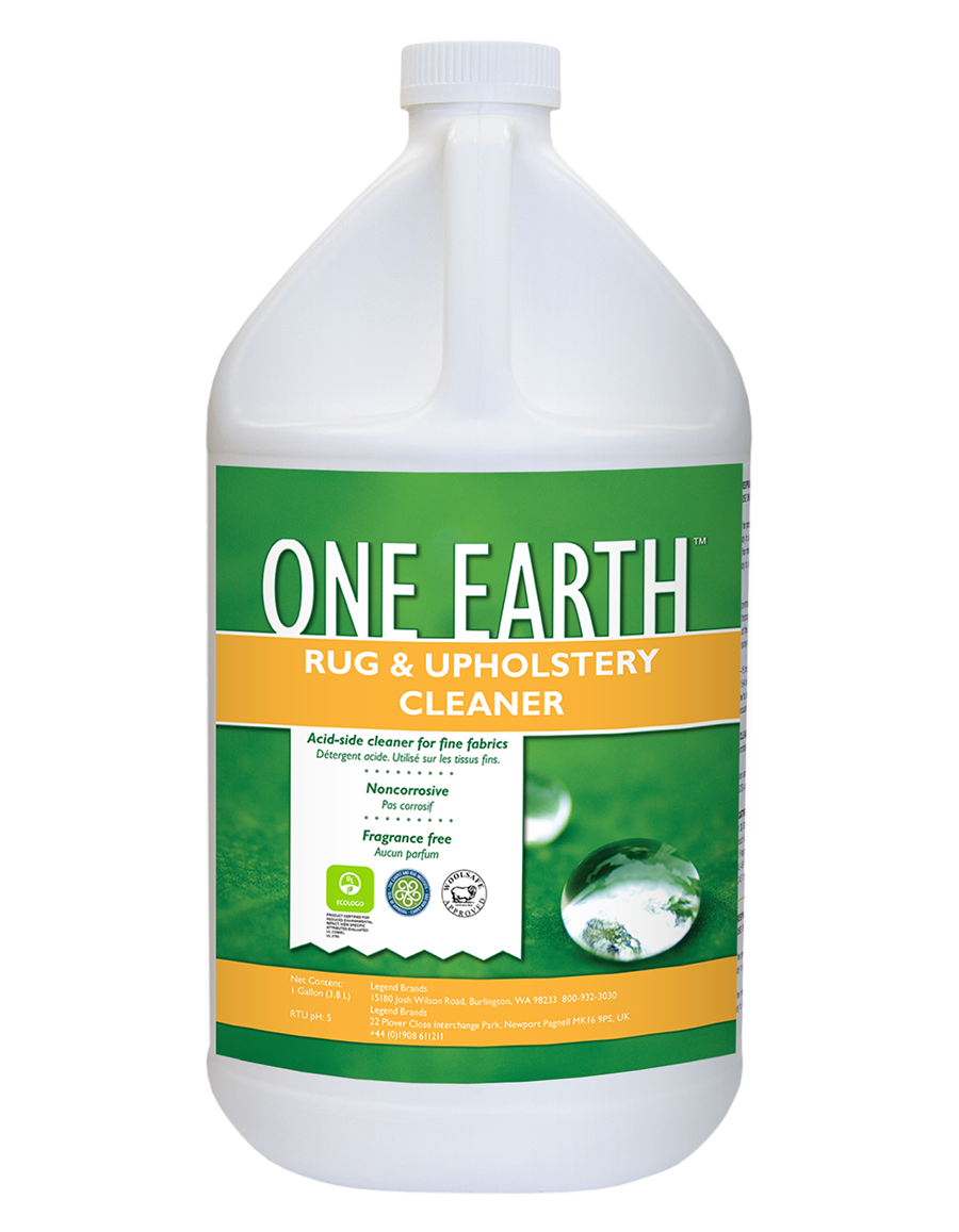 One Earth Rug & Upholstery Cleaner (One Clean Green)